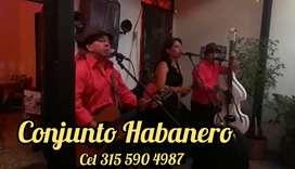 Grupo musical crossover y cubana