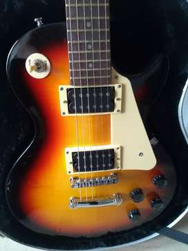 Guitarra electrica EPHIPONE LESPAUL 100 NUEVA