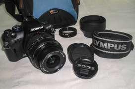 Camara reflex digital Olympus e420 en cuotas