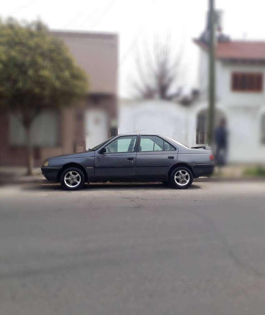 Peugeot 405 GLD - diesel - 1994 0