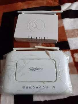 Router de wifi de telefonica