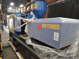 Inyectora 178 Ton