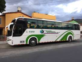 vendo bus Financiado