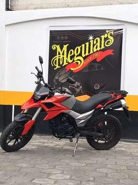 Vendo moto Axxo Tracker 250