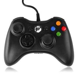 Control Alambrico xbox360 controlador de juego para ordenador portátil