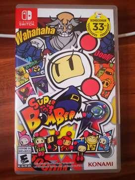 Bomberman R para Nintendo Switch