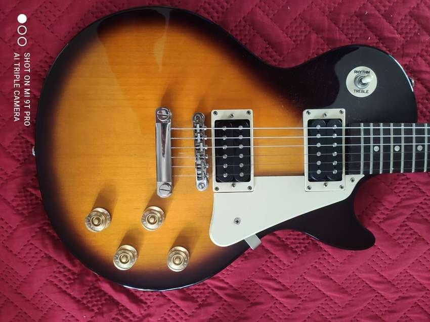 Guitarra Electrica Epiphone Les Paul 100
