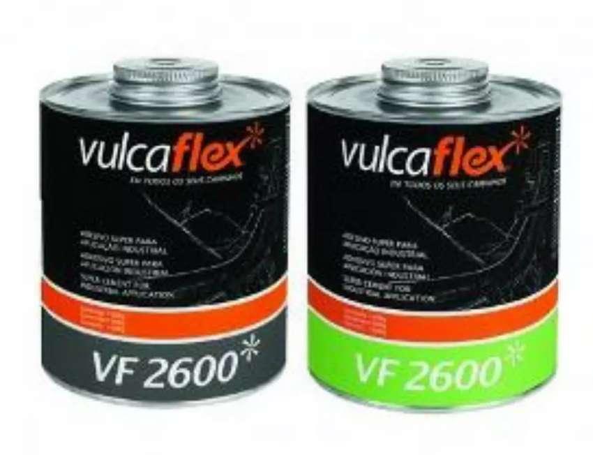 Vulcaflex para pegue de bandas