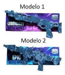 Super Armas Fortnite Legendary