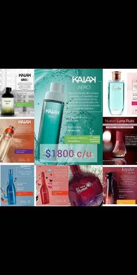Natura perfumes liquidacion