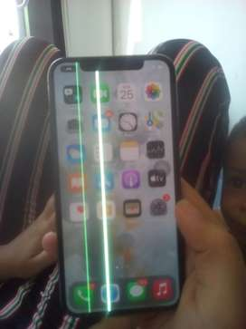 Vendo iphone X de 64