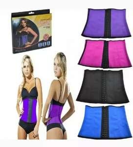 Faja modeladora de cintura