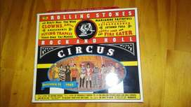 Cd Rolling Stones Rock And Roll Circus Expand