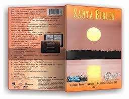 LA SANTA BIBLIA EN DVD