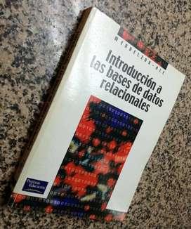 introduccion a las Bases de Datos Relacionales -  Pearson Ed