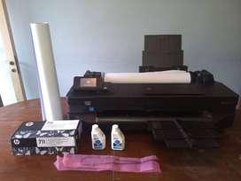 Plotter de impresión HP 120
