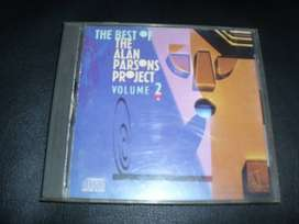 ALAN PARSON PROJECT, CD THE BEST OF, VOL 2