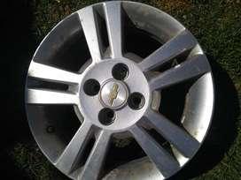 Llanta 14 Chevrolet Agile