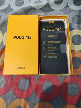 Vendo poco M3 nuevo de paquete caja y accesorios