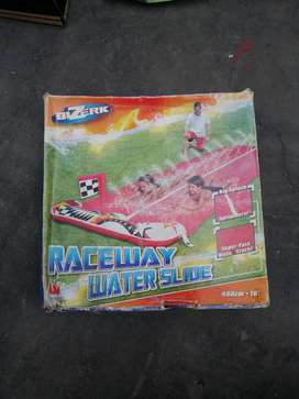 Colchoneta inflable Raceway
