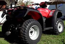CUATRI HONDA TRX500 2009