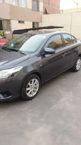 Toyota Yaris 2014 kilometraje 54714