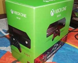 Vendí Xbox one fat
