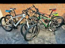 Bicicleta nueva aro 26