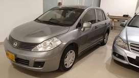 Nissan Tiida modelo 2012