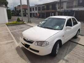 Vendo o permuto Mazda allegro 1300 modelo 2000