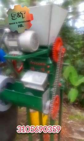 Fabricacion de máquinaria agrícola ( despulpadora de café con Zaranda)