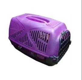 Guacal Para Gatos O Perros Pequeño 31 X 33 X 48 Cm Portable