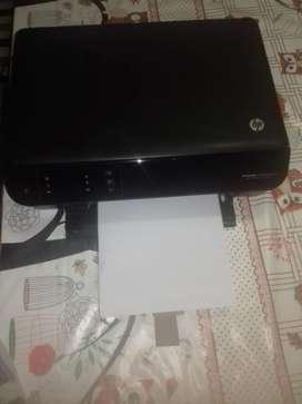 Impresora Multifunción Hp Deskjet Ink Advantage 3545 C/ Wifi