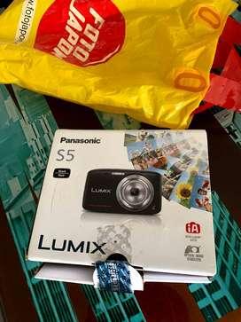 Cámara fotográfica lumix S5