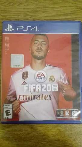 FIFA 20 - EA SPORTS | PS4
