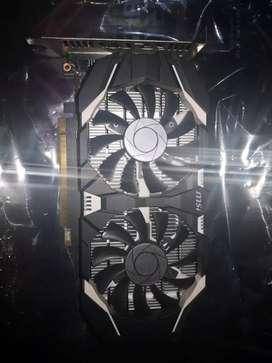 MSI GTX 1050 2GB