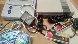 Nintendo y Supernintendo