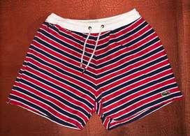 Pantalonetas talla S y M marca Lacoste