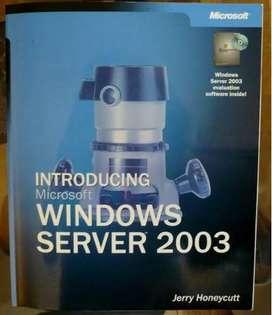 INTRODUCING MICROSOFT WINDOWS SERVER 2003 Jerry Honeycutt