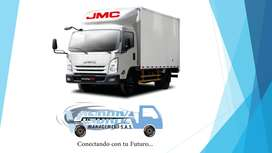JMC CARRYING PLUS 3.5T CON EXCELENTES INGRESOS Y VINCULACION LABORAL