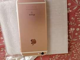 IPHONE 6S 128GB COLOR ORO ROSADO 9/10