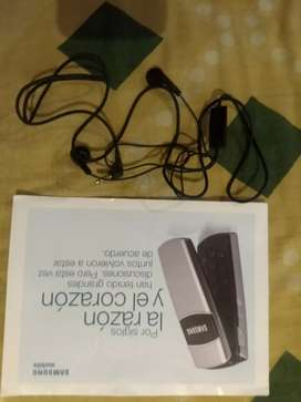 Audífonos originales Marca Samsung para coleccionar
