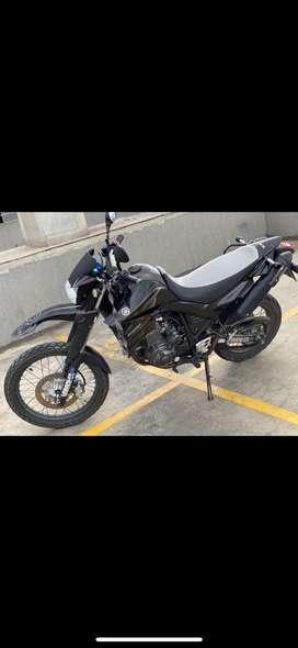 Se vende XT 660
