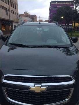Chevrolet Spin Semi Nuevo
