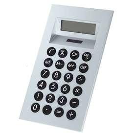 Calculadora Solar De 8 Dígitos Para Oficina