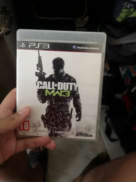 Call of Duty Modern Warfare 3 de PS3