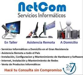 NetCom - Servicio Técnico Informatico
