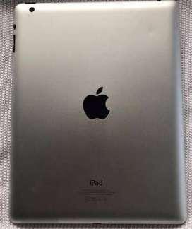 iPad 3 16gb Silver Retina Display Modelo A1416 Permuto Leer