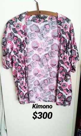 Vendo kimono en buen estado