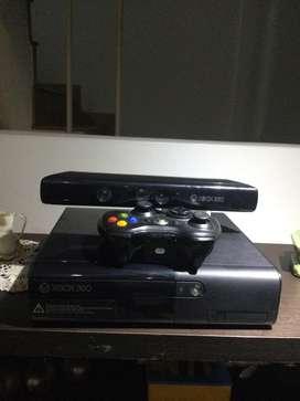 Xbox 360 completo, sin casi uso, en perfectas condiciones